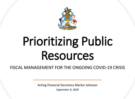 Prioritizing Public Resources - Fiscal Management for the Ongoing Covid-19 Crisis