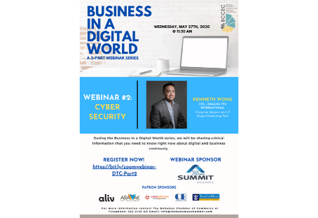 DTC Webinar | Business in a Digital World - Cyber Security