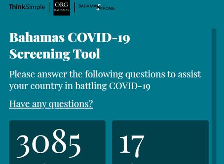 Bahamas Covid-19 Screening Tool