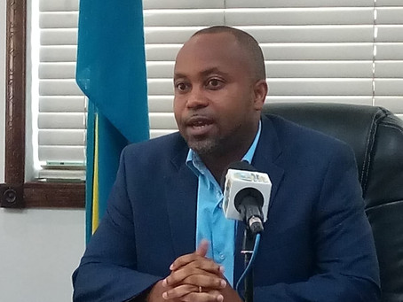 Press Release - Grand Bahama Hurricane Preparation - Senator Kwasi Thompson