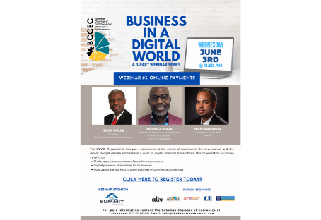 DTC Webinar | Business in a Digital World: Online Payments | June 3rd, 2020
