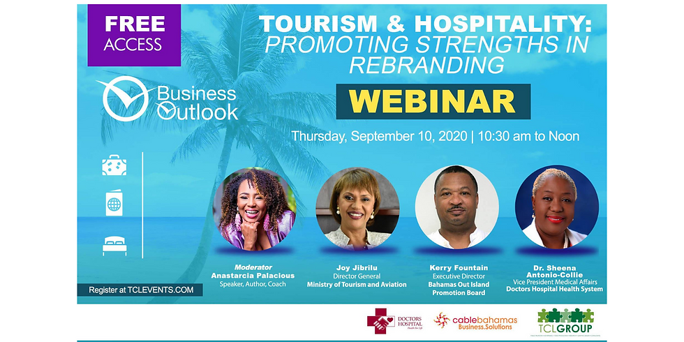 Tourism & Hospitality Webinar