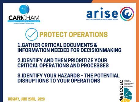 2020 Hurricane Season Preparedness Campaign