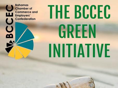 BCCEC'S Green Initiative