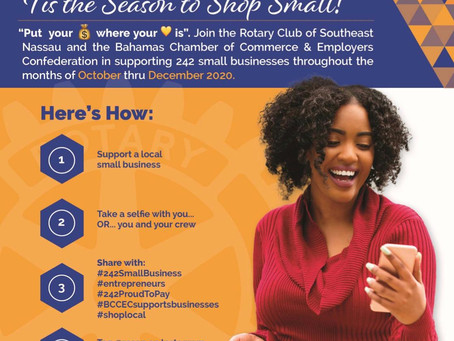 SMALL BIZ NEED YOUR BIZ!