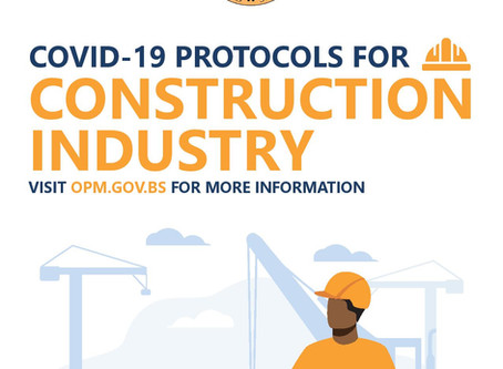 Covid-19 Protocols for Construction Industry
