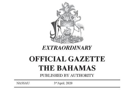 Emergency Powers (Covid-19) (Lockdown) Order, 2020