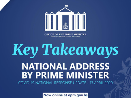 Key Takeaways - National Address By Prime Minister
