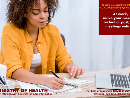 Ministry of Health - Tips to Protect Yourself and Others from COVID-19