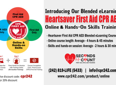 BCCEC Member Promotion: When an emergency strikes, Will you be ready to save a life?