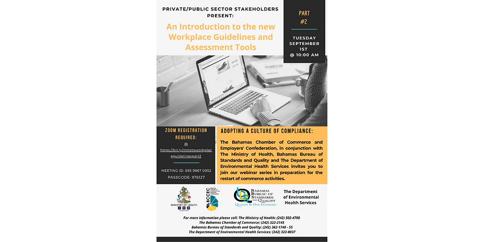An Introduction to the new Workplace Guidelines and Assessment Tools Part 2
