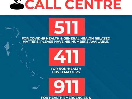 The Bahamas Covid-19 Call Centre