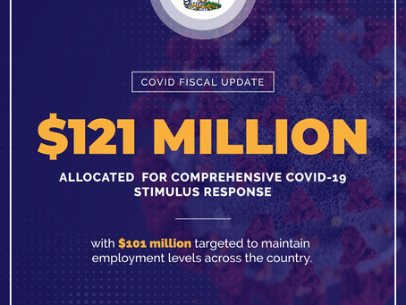 Covid Fiscal Update