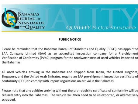 BBSQ Public Notice - EAA Company Ltd