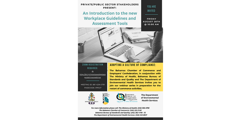 An Introduction to the new Workplace Guidelines and Assessment Tools
