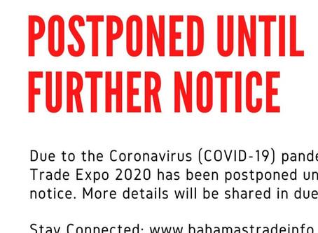POSTPONED: BCCEC Trade Expo