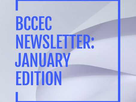 BCCEC Newsletter January 2021