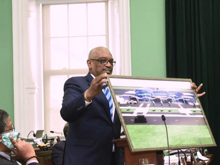 Prime Minister Minnis - 2020/2021 Budget Contribution