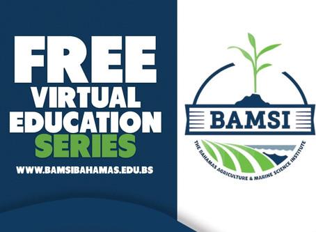 BAMSI - Free Virtual Education Series