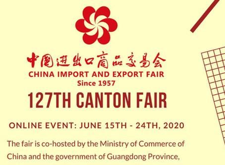 127th Canton Fair, Online