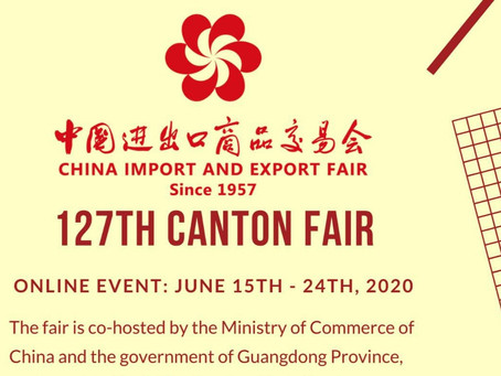 127th Canton Fair, Online