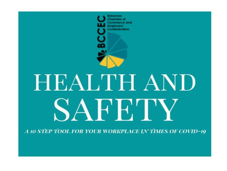 Health and Safety - A 10 step tool for your workplace in times of Covid-19