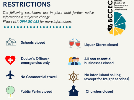 BCCEC Covid-19 Emergency Powers Updates - April 20th, 2020