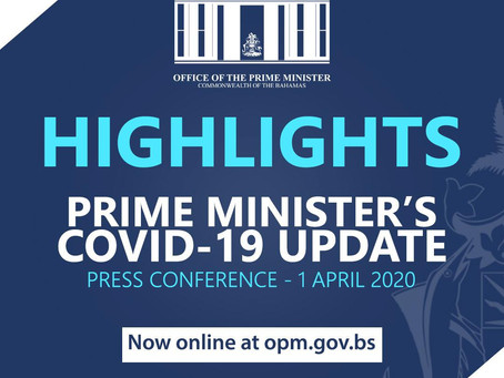 Prime Minister's Covid-19 Update
