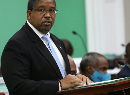 Ministry of Finance Covid-19 Update - Deputy Prime Minister K. Peter Turnquest