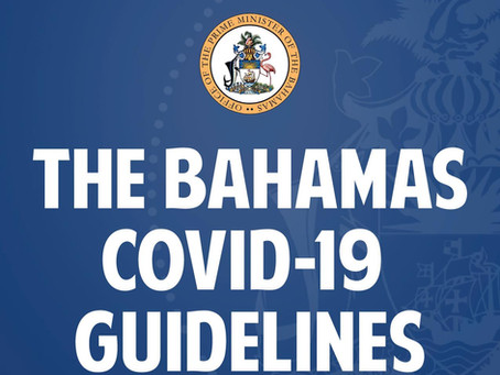 The Bahamas Covid-19 Guidelines - 1 May 2020