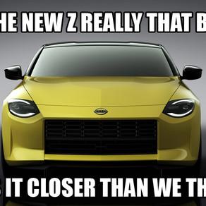 Fixing the Z Proto