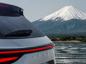 Lexus Interface and the new NX