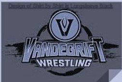 Black Wrestler Long Sleeve Shirt