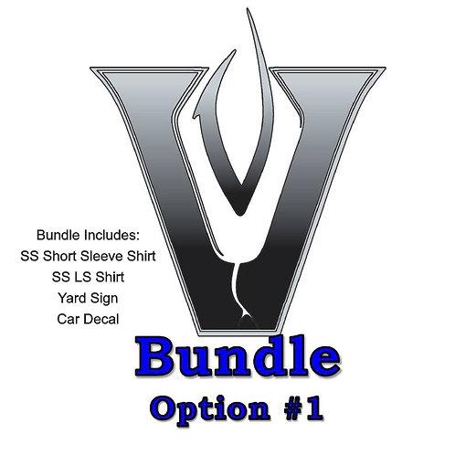Option #1 Booster Club Membership Bundle (BEST VALUE)