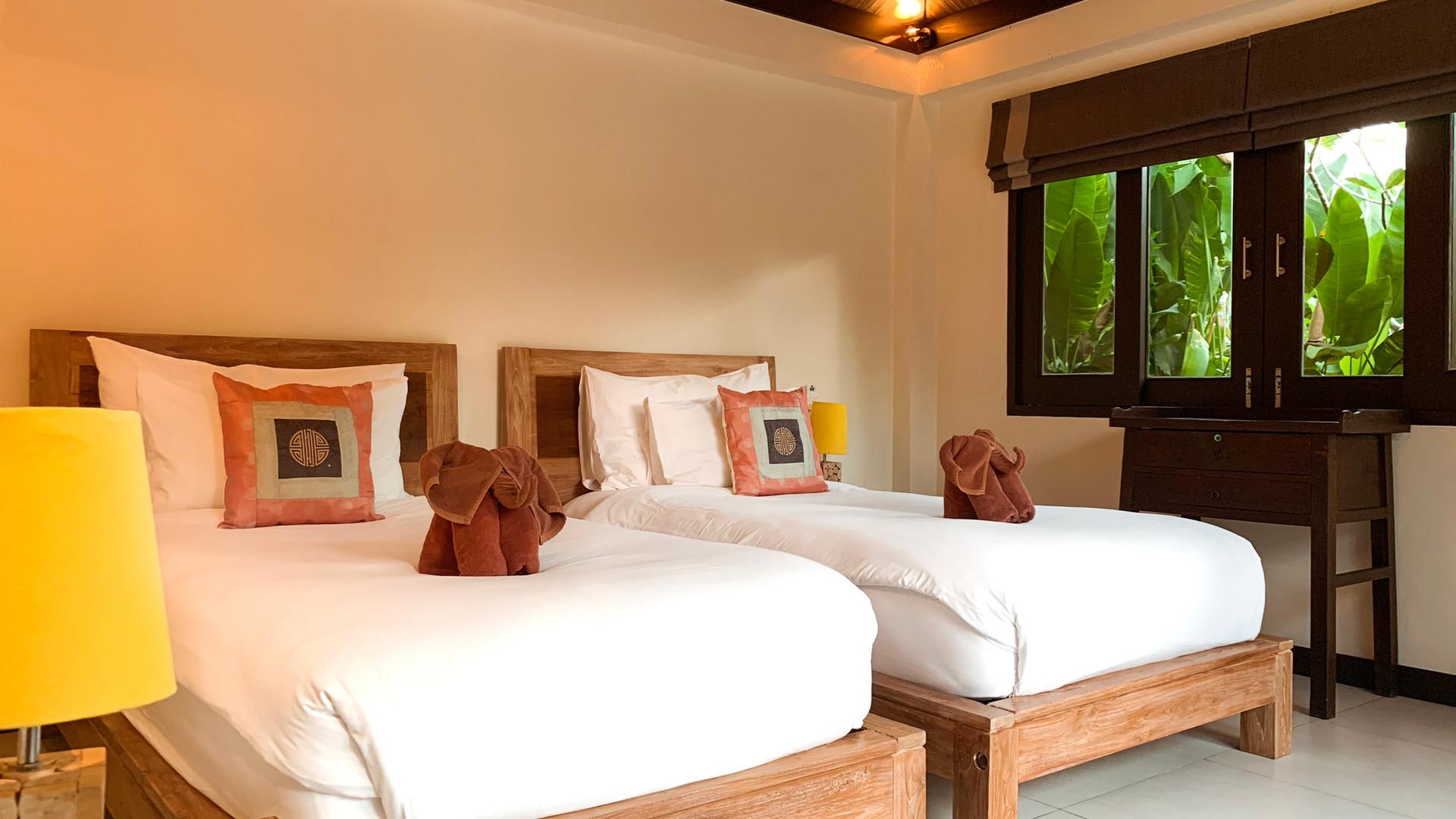 Alanta Villa Air Conditioned Bedrooms