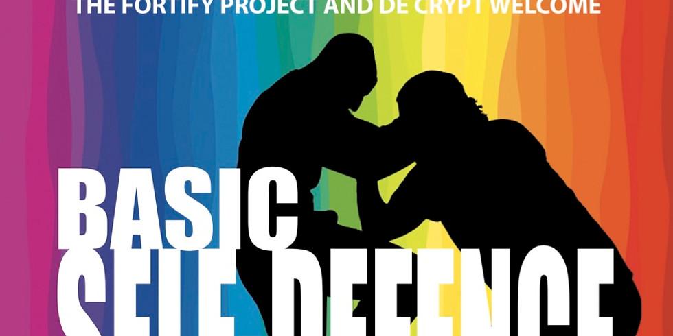 LGBT Self Defence Workshop