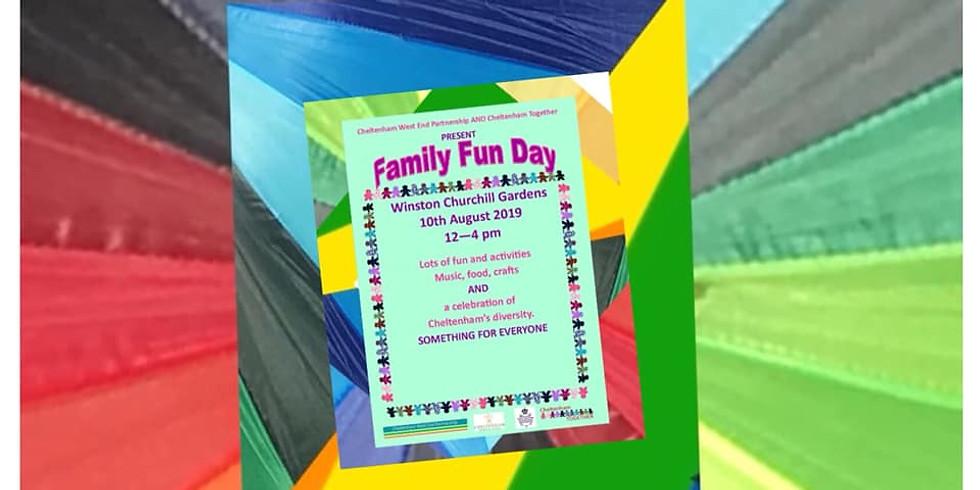 Cheltenham Family Fun Day