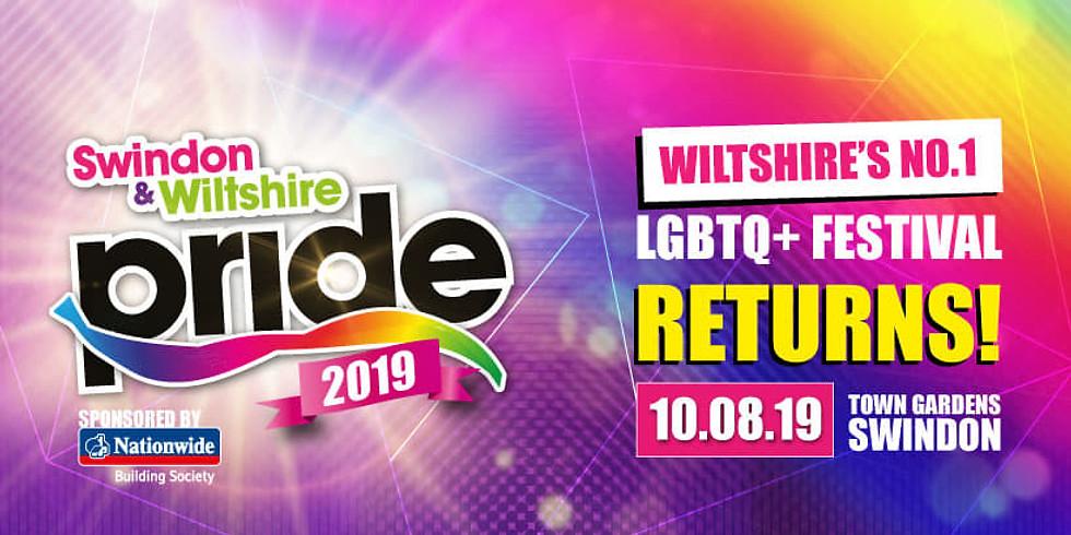 Swindon & Wiltshire Pride 2019