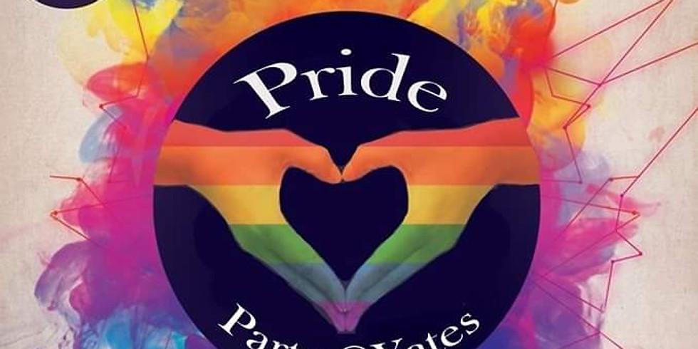 Pride Party @ Yates