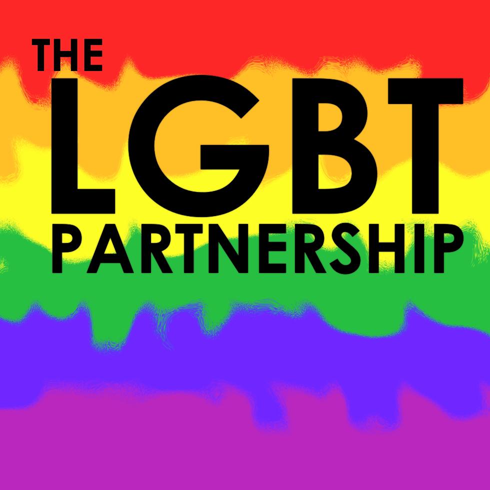 Orignal LGBT Partnership Logo
