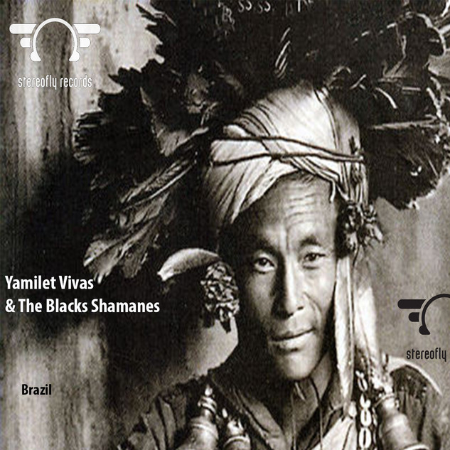 Yamilet vivas & the Blacks Shamanes - br