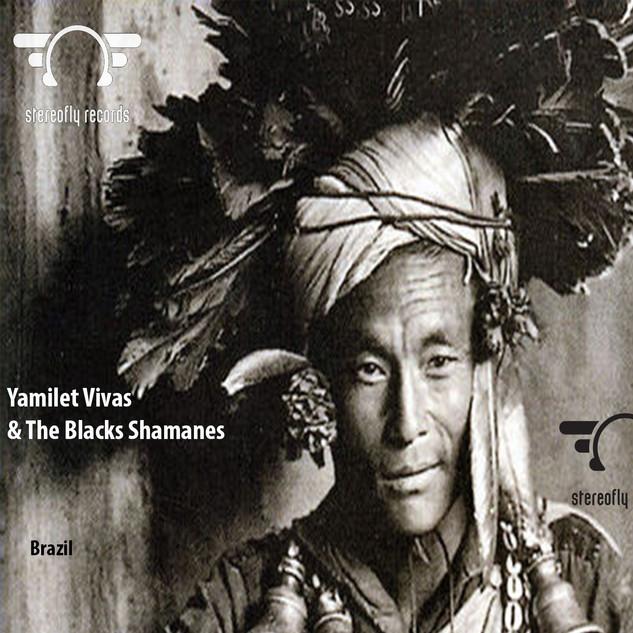 Yamilet vivas & the Blacks Shamanes - br