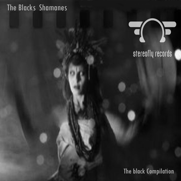 The blacks Shamanes - The black compilat