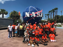 CWK goes to NASA and Cocoa Beach