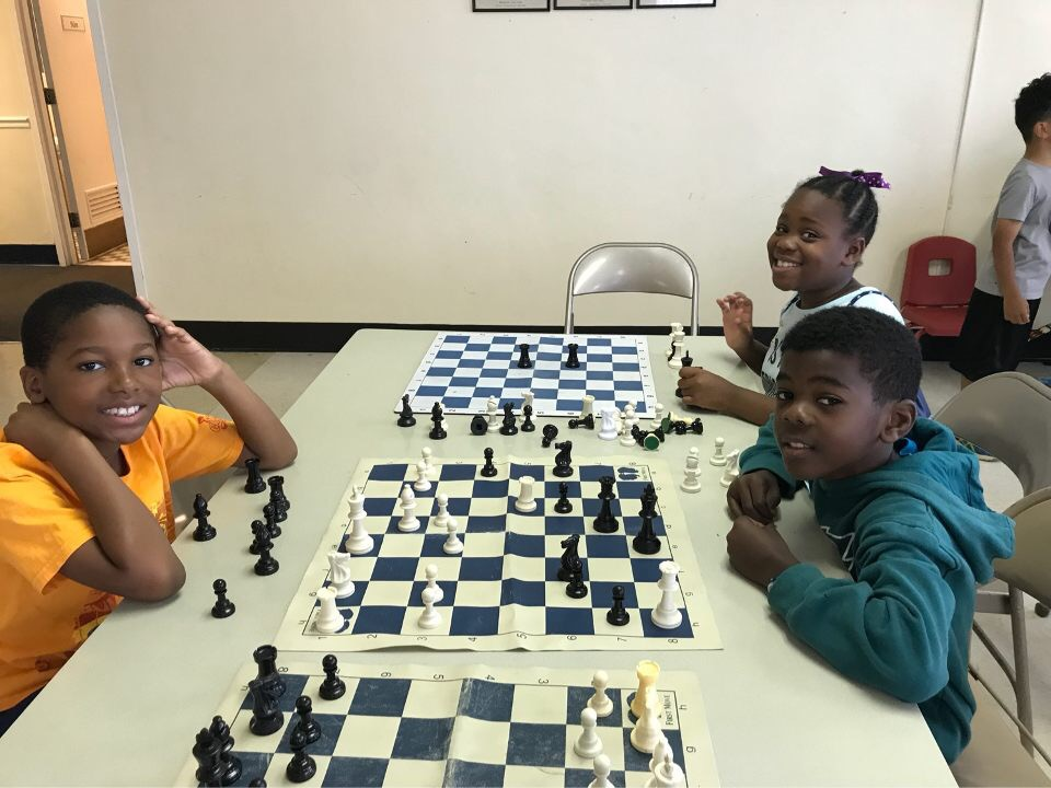 Summer Chess lessons at CWK