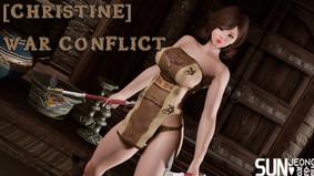 [Christine] War Conflict