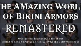 The Amazing World of Bikini Armors REMASTERED