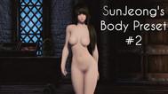 SunJeong Body Preset #2