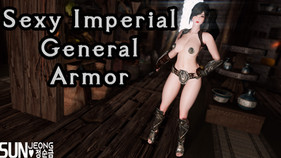 Sexy Imperial General Armor