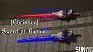 [Christine] Sword of Rupture